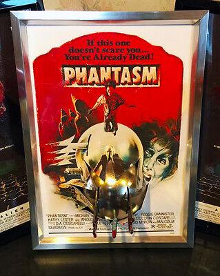 Phantasm 3D Picture Movie Halloween Prop Replica