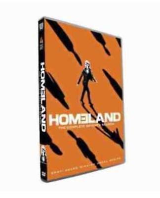 Homeland Season 7 (DVD, 2018, 4-Disc Set) Brand New Sealed