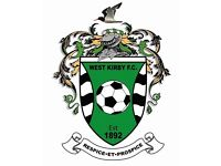 Ladies Women's football Wirral / near Liverpool - West Kirby Ladies FC