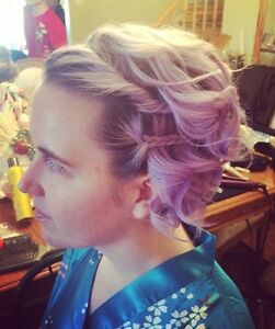 Hairstylist for your wedding day Kitchener / Waterloo Kitchener Area image 7