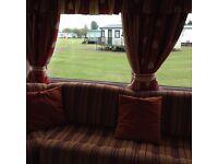 Caravan curtains