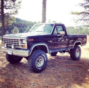 81 Ford F-150
