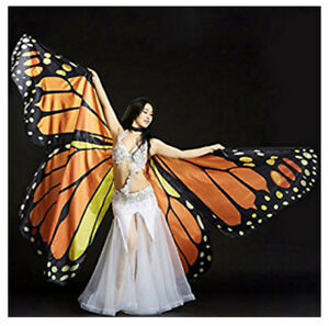 Butterfly ISIS Wings With Sticks (NEW)