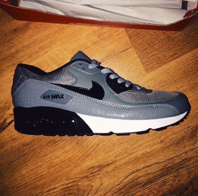 Nike Air Max 90 Grey Croc Limited Edition | in Portsmouth