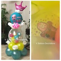 LOL Dolls Balloon and other favorite characters!