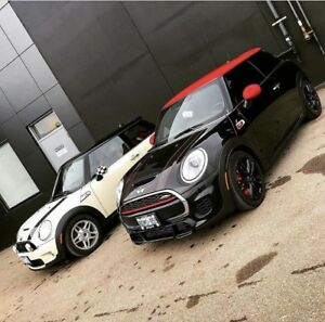 ***2018 MINI JCW/REMUS EXHAUST****
