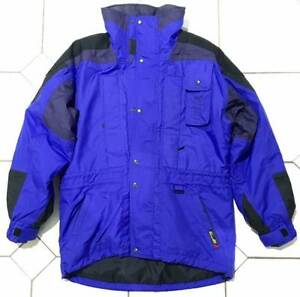 Mens ski jacket - Medium size - Blue & black - As new condition Epping Ryde Area Preview