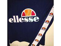 Ellesse woman's crop top size 8