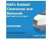 R&R Rubbish clearances and removals