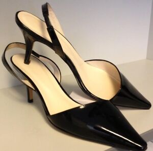 Witchery Black Patent Leather Shoes - Size 37 East Launceston Launceston Area Preview