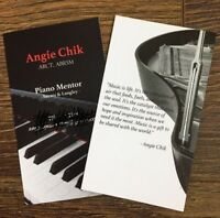 LEARN HOW TO PLAY PIANO - ADULTS WELCOME!
