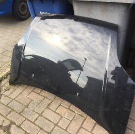 Ford Fiesta mk6 bonnet