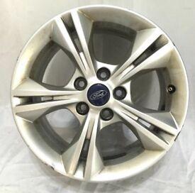 Ford Focus 16 inch alloy wheel