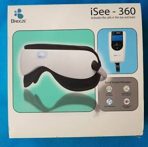 Breo iSee 360 Eye Massager with Air Pressure & Vibration