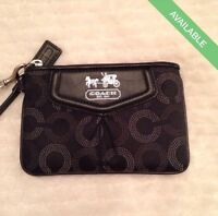 Coach Wristlet - Authentic, like-new condition