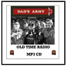 DADS ARMY - COMPLETE COLLECTION - 103 OLD TIME COMEDY RADIO SHOWS - MP3 CD