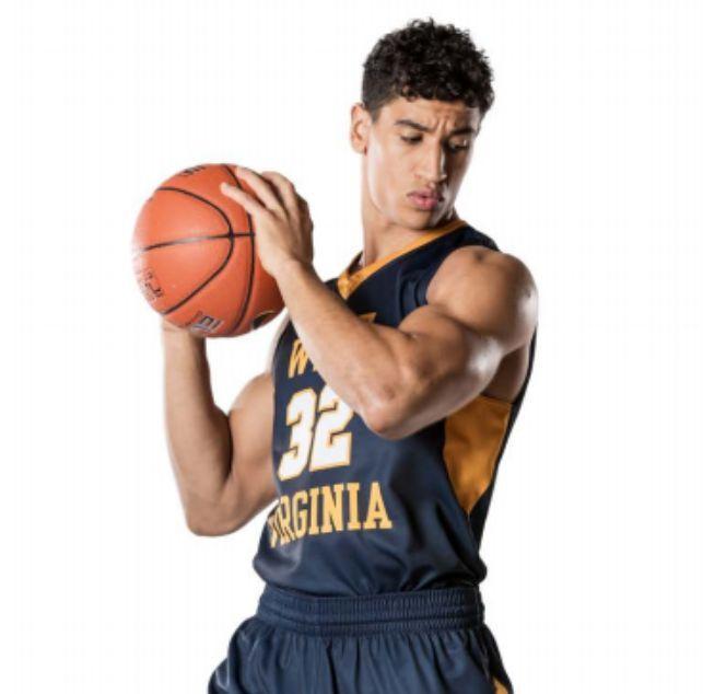 New Nike West Virginia Mountaineers Elite Posterize Basketba