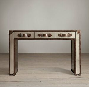RESTORATION HARDWARE MAYFAIR DESK $2600 RTL VALUE