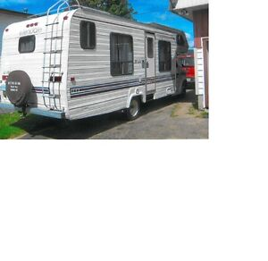 28 Foot Glendale Motorhome on Ford Chassis