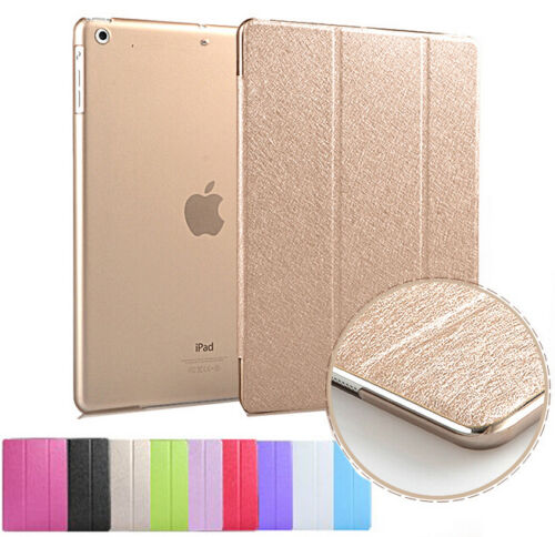 UK Smart Magnetic Leather Stand Case Cover for Apple iPad 2 3 4 Air Mini Pro