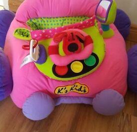 Baby Car Ring