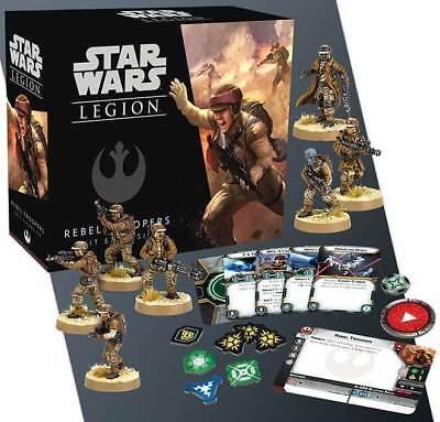 Star Wars  Legion   Rebel Troopers Unit Expansion
