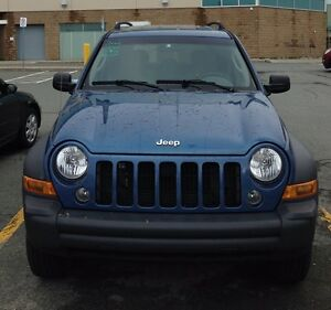 2006 Jeep Liberty Sport 4x4-Fully Inspected Loaded with Extras!