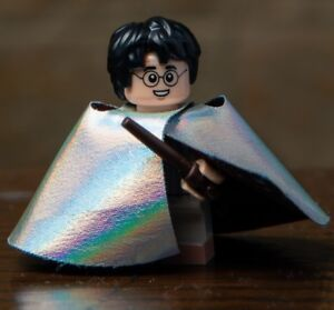 LEGO Wizarding World Percival HP Invisible Cloak | Complete Sets