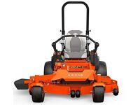 "Ariens Zenith Professional - 152cm (60"") cutting width Kawasaki® V-Twin engine 726cc"