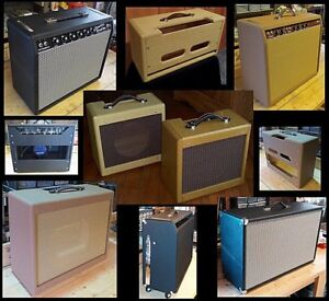 Fender Style Cabinets for your DIY project