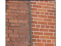 Repointing brickwork specialists