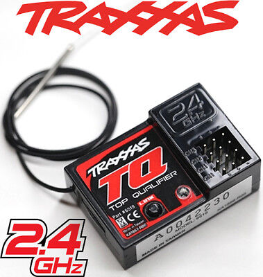 - Traxxas TQ 2.4ghz Micro Receiver, 3-Channel TRA6519