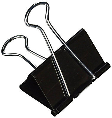 Binder Clips Large Extra Files Storage Organizer School 2 Inch Clips Hanging