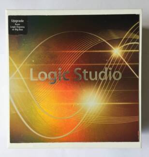 Mac Software - Logic Studio 9 Upgrade + Adobe CS3 Photoshop,InDes