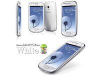 Samsung Galaxy s3 mini brand new sim free unlocked