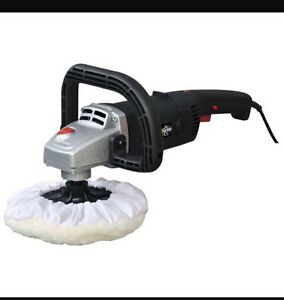 Wanted variable speed polisher/buffer!