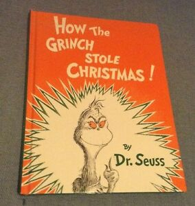 How The Grinch Stole Christmas by Dr Seuss London Ontario image 1