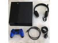 PLAYSTATION 4 NEARLY LIKE NEW 500GB FOR SALE