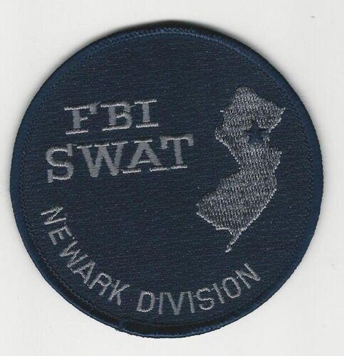 SRT FBI SWAT Newark New Jersey NJ Police Sheriff State NJ