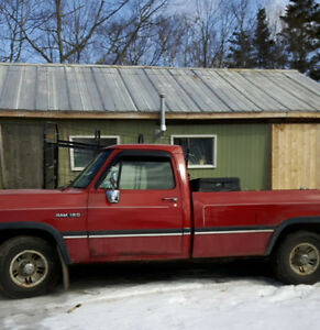 1992 Dodge Other Pickups Pickup Truck