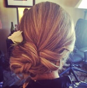 On site hairstylist for your wedding day! Stratford Kitchener Area image 2