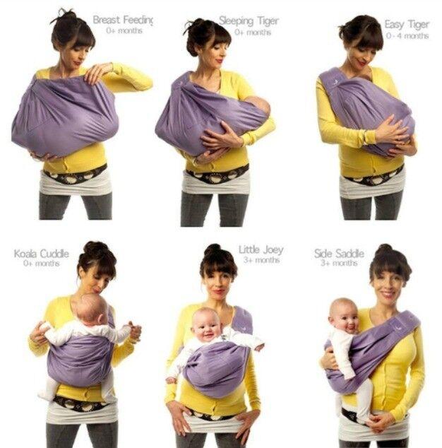 BabaSling Baby Carrier