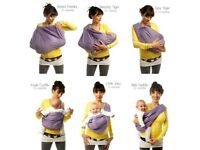 BabaSling Baby Carrier