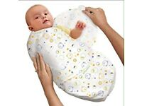 Baby Summer Swaddle