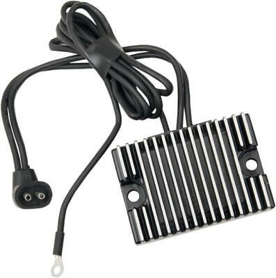 DS Solid-State Voltage Regulator Black Harley Davidson 144689