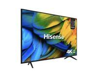 Hisense UHDTVHK SERIES7 h43b700uk new in box