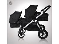 Baby Jogger City Select double pram/pushchair