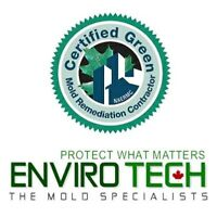 Professional Mould Remediation/ Removal