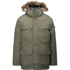 The North Face Men's McMurdo Parka III, Taupe Green XL