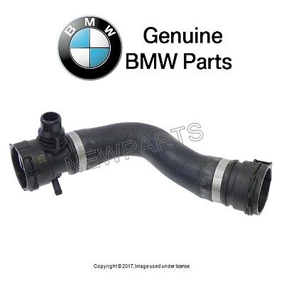 For BMW 135is 335i xDrive 335xi Z4 Upper Radiator Coolant Hose To Engine Genuine